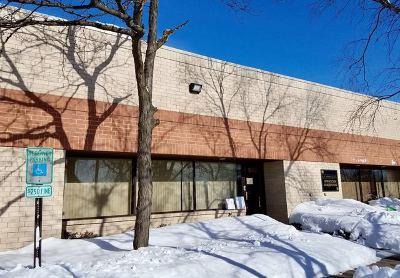 Schaumburg Commercial For Sale: 542 West Pratt Avenue #D