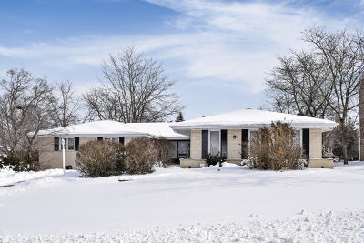 Palos Heights Single Family Home For Sale: 13011 South Shawnee Road