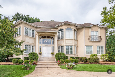 Naperville IL Single Family Home For Sale: $849,900