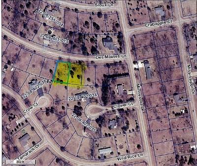 Ogle County Residential Lots & Land For Sale: 409 Des Moines Lane