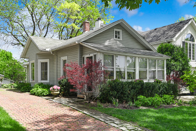 Hinsdale Single Family Home For Sale: 117 Maumell Street