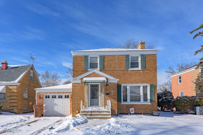 North Riverside Single Family Home For Sale: 2308 South 2nd Avenue
