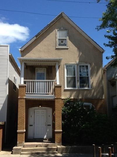 Multi Family Home For Sale: 2855 North Ashland Avenue