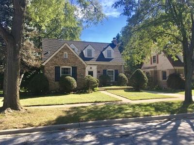 Skokie Single Family Home For Sale: 8133 Long Avenue