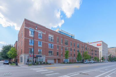 Condo/Townhouse For Sale: 1440 South Wabash Avenue #202