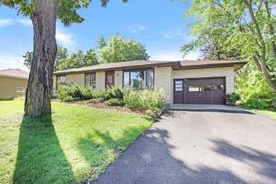 Lockport Single Family Home Contingent: 104 Bruce Road