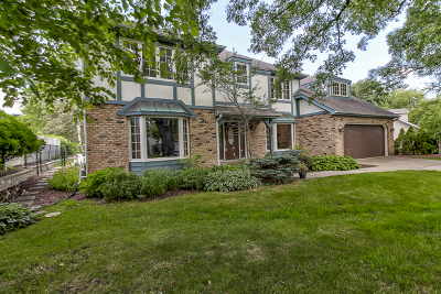 Lisle Single Family Home For Sale: 5164 Barnwall Court