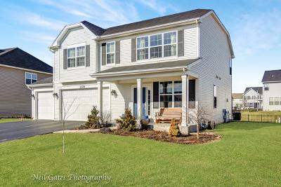 Bolingbrook Single Family Home For Sale: 2324 Brookstone Drive