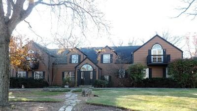 Geneva Single Family Home For Sale: 0n413 Old Kirk Road