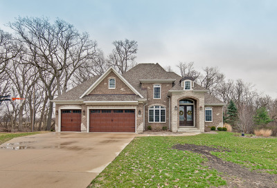 St. Charles Single Family Home For Sale: 4n365 Pheasant Run Drive