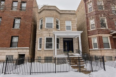 Multi Family Home For Sale: 3712 North Racine Avenue