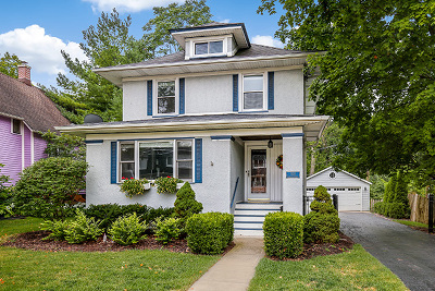 Downers Grove Single Family Home For Sale: 5126 Carpenter Street