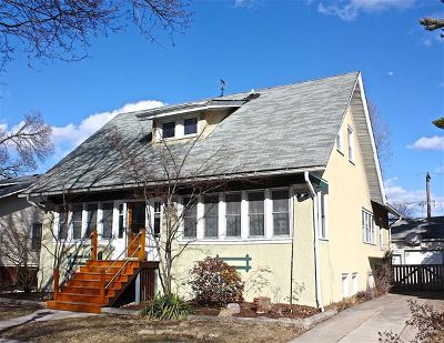 Oak Park Single Family Home For Sale: 808 Wisconsin Avenue