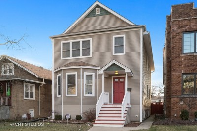 Single Family Home For Sale: 3810 North Kenneth Avenue