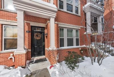 Morton Grove Condo/Townhouse For Sale: 203 Narragansett Court