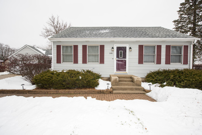 South Elgin Single Family Home For Sale: 596 East State Street