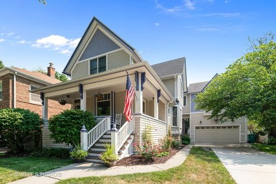 Oak Park Single Family Home For Sale: 738 North Marion Street