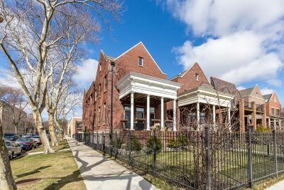Single Family Home For Sale: 1806 West Winnemac Avenue