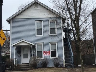 Evanston Rental For Rent: 2013 Maple Avenue
