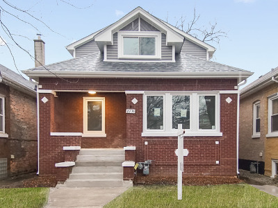 Berwyn Single Family Home For Sale: 2739 Euclid Avenue