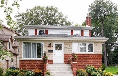 Clarendon Hills Single Family Home For Sale: 307 Park Avenue