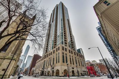 Condo/Townhouse New: 21 East Huron Street #1104