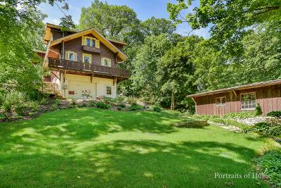 Glen Ellyn Single Family Home For Sale: 949 Crescent Boulevard