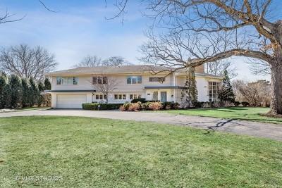 Glencoe Single Family Home For Sale: 1177 Oak Ridge Drive