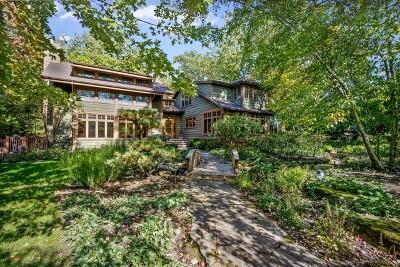Glencoe Single Family Home For Sale: 553 Washington Avenue