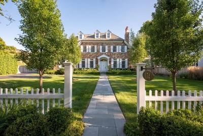 Glencoe Single Family Home For Sale: 174 Beach Road
