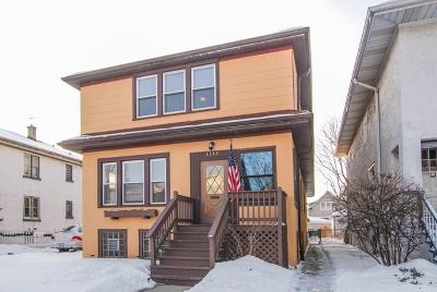 Oak Park Single Family Home For Sale: 1153 Clarence Avenue