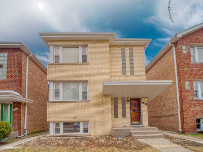 Berwyn Multi Family Home For Sale: 1928 Euclid Avenue