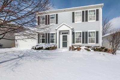 Aurora Single Family Home For Sale: 2776 Middleton Court