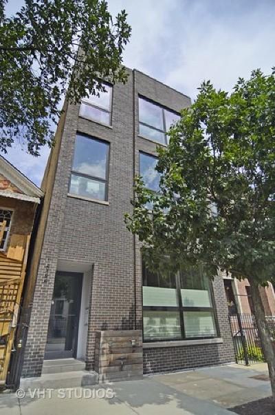 Condo/Townhouse For Sale: 1522 West Cortez Street #1