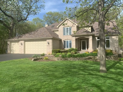 Spring Grove Single Family Home For Sale: 1502 North Applewood Lane