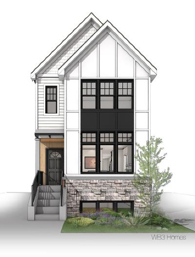 Single Family Home For Sale: 4328 North Bernard Street