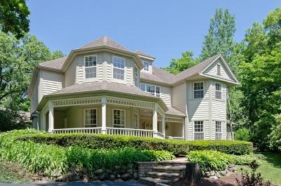 Woodstock Single Family Home For Sale: 9804 Autumn Lane