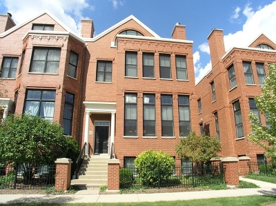 Glenview Condo/Townhouse For Sale: 1805 Admiral Court