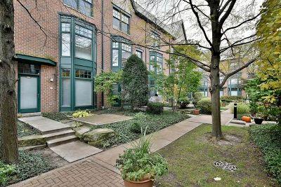 Oak Park Condo/Townhouse For Sale: 101 North Euclid Avenue #27