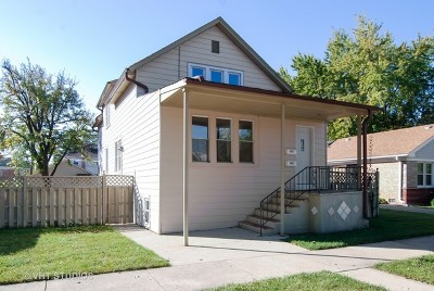 Bellwood Multi Family Home For Sale: 3002 Adams Street