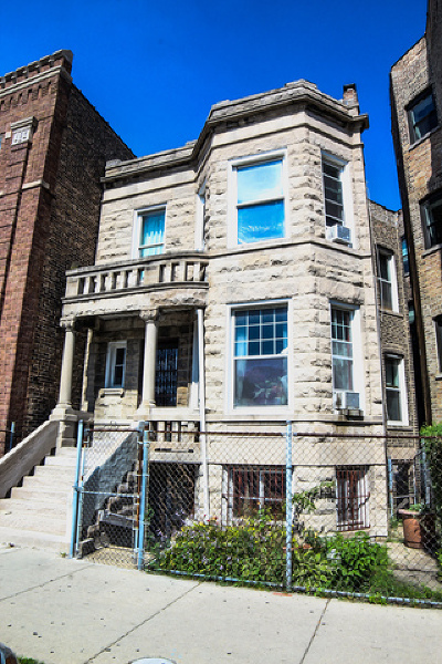 Multi Family Home Contingent: 2912 West North Avenue