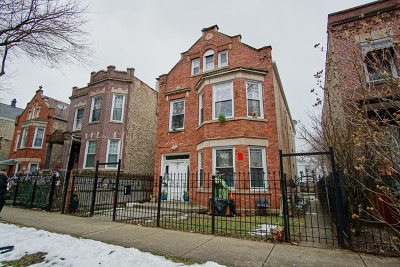 Multi Family Home For Sale: 2433 South Avers Avenue