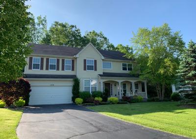 Hoffman Estates Single Family Home For Sale: 1239 Mallard Lane