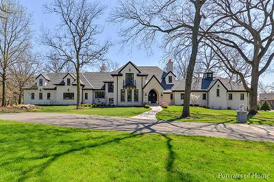 St. Charles Single Family Home For Sale: 6n599 Denker Road