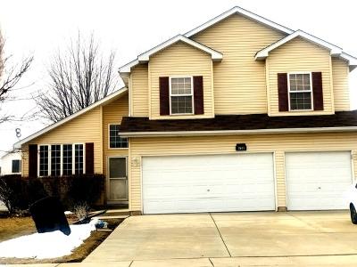 Plainfield Single Family Home For Sale: 2611 Vision Avenue