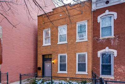 Multi Family Home For Sale: 1337 North Wicker Park Avenue