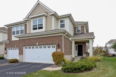 Orland Park Condo/Townhouse For Sale: 10644 154th Place