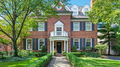 Hinsdale Single Family Home For Sale: 718 South Washington Street