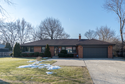 Bensenville Single Family Home Contingent: 722 South York Road