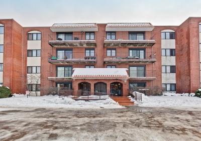 Highland Park Condo/Townhouse For Sale: 2086 St. Johns Avenue #207